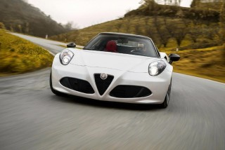 Fotos Alfa Romeo 4C Spider Foto 18