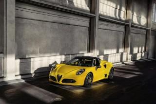 Fotos Alfa Romeo 4C Spider Foto 31
