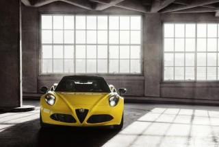 Fotos Alfa Romeo 4C Spider Foto 43