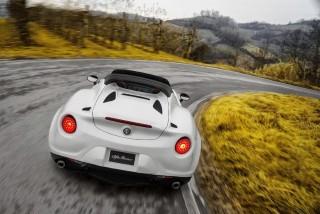 Fotos Alfa Romeo 4C Spider Foto 45