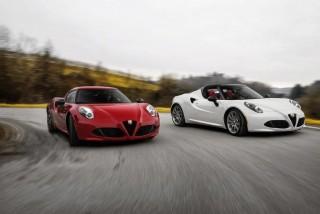 Fotos Alfa Romeo 4C Spider Foto 46