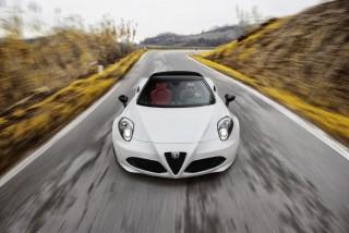 Fotos Alfa Romeo 4C Spider Foto 48