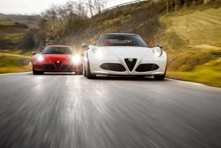 Fotos Alfa Romeo 4C Spider Foto 53