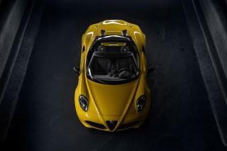 Fotos Alfa Romeo 4C Spider Foto 54