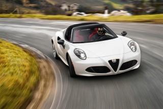 Fotos Alfa Romeo 4C Spider Foto 55