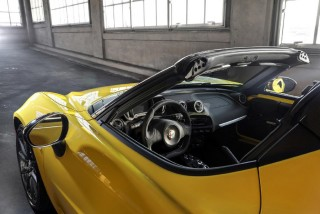 Fotos Alfa Romeo 4C Spider Foto 66