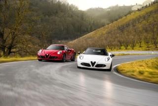 Fotos Alfa Romeo 4C Spider Foto 68