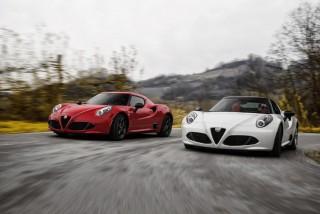 Fotos Alfa Romeo 4C Spider Foto 70