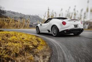 Fotos Alfa Romeo 4C Spider Foto 72