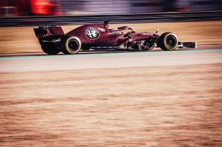 Fotos Alfa Romeo C38 F1 2019 Foto 11