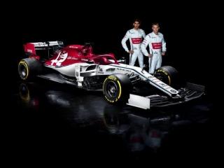 Fotos Alfa Romeo C38 F1 2019 Foto 3