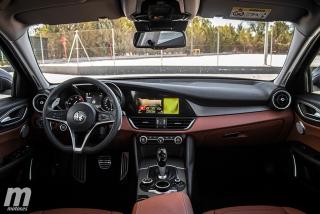 Fotos Alfa Romeo Giulia Super 2.2 180 CV Foto 63