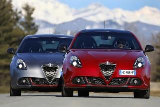 Foto 1 - Fotos Alfa Romeo Giulietta 2016