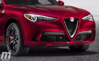 Fotos Alfa Romeo Stelvio QV Foto 9