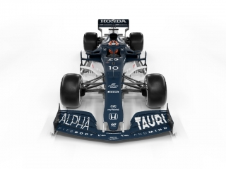 Las fotos del AlphaTauri AT02 de F1 2021 - Miniatura 8