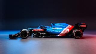 Las fotos del Alpine A521 de F1 2021 Foto 5