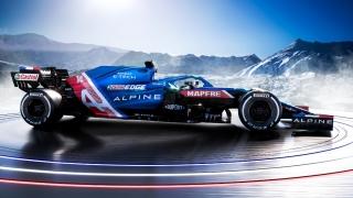 Las fotos del Alpine A521 de F1 2021 Foto 15