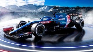 Las fotos del Alpine A521 de F1 2021 Foto 17