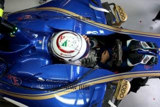 Fotos Antonio Giovinazzi F1 2017