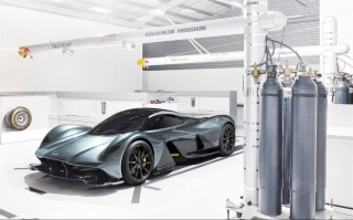 Foto 1 - Fotos Aston Martin AM-RB 001