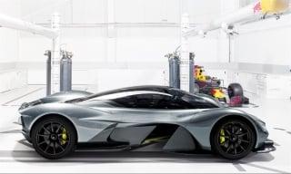 Foto 3 - Fotos Aston Martin AM-RB 001
