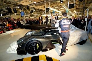 Fotos Aston Martin AM-RB 001 Foto 14