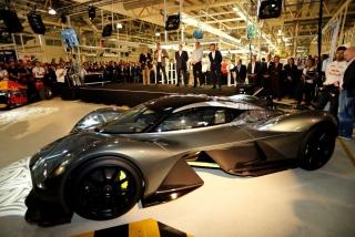 Fotos Aston Martin AM-RB 001 Foto 15