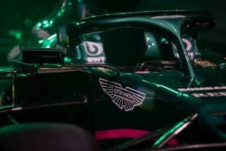 Las fotos del Aston Martin AMR21 de F1 2021 - Miniatura 10