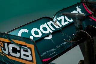 Las fotos del Aston Martin AMR21 de F1 2021 - Miniatura 21