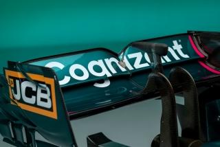 Las fotos del Aston Martin AMR21 de F1 2021 - Miniatura 22