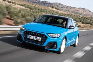 Foto 1 - Fotos Audi A1 Sportback 2019