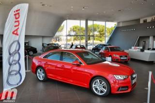 Foto 1 - Fotos Audi A4 2015