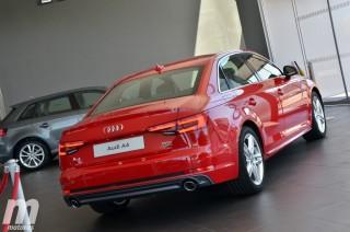 Foto 2 - Fotos Audi A4 2015