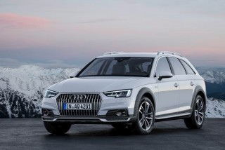 Foto 2 - Fotos Audi A4 Allroad Quattro