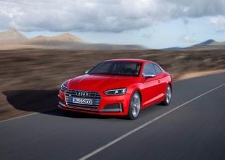 Foto 1 - Fotos Audi A5 y Audi S5 2016