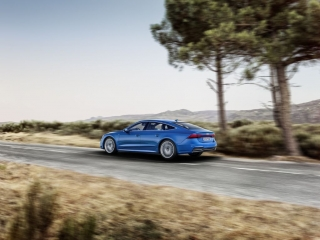 Fotos Audi A7 Sportback 55 TFSI quattro S tronic Foto 9