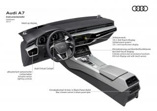 Fotos Audi A7 Sportback 55 TFSI quattro S tronic Foto 32