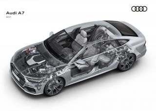 Fotos Audi A7 Sportback 55 TFSI quattro S tronic Foto 37