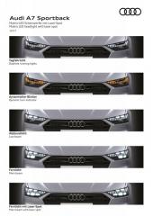Fotos Audi A7 Sportback 55 TFSI quattro S tronic Foto 44