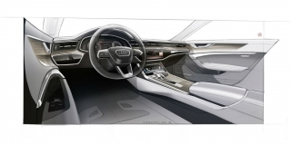 Fotos Audi A7 Sportback 55 TFSI quattro S tronic Foto 53