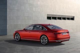 Foto 2 - Fotos Audi A8 2018