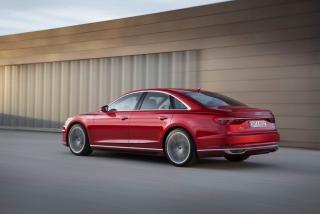 Fotos Audi A8 2018 - Foto 5
