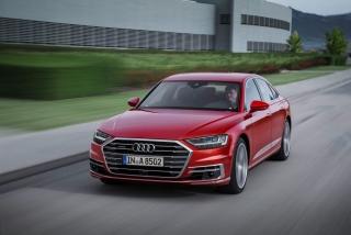 Fotos Audi A8 2018 Foto 7
