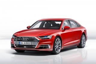 Fotos Audi A8 2018 Foto 10