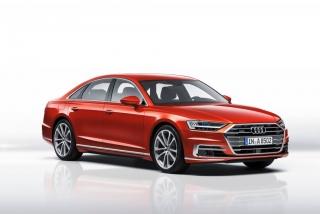 Fotos Audi A8 2018 Foto 11