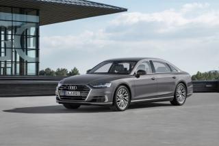 Fotos Audi A8 2018 Foto 13