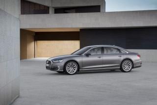 Fotos Audi A8 2018 Foto 15