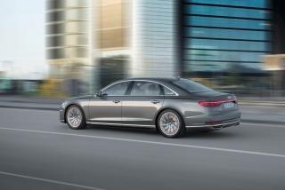 Fotos Audi A8 2018 Foto 16
