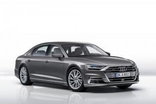 Fotos Audi A8 2018 Foto 19