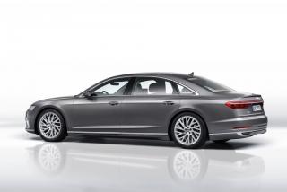 Fotos Audi A8 2018 Foto 21